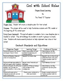 Project Based Learning:  Cool with School Rules!