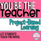 Project Based Learning - Let Students Be The Teacher - Sec