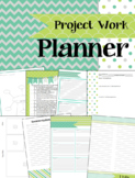 Project Approach Teacher Planner and Organizer