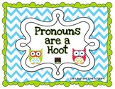 Pronouns are a Hoot!