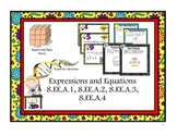 Properties of Integer Exponents, Square & Cubic Roots, Sci