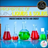 Properties of Liquids and Solids {A Primary Science Unit}