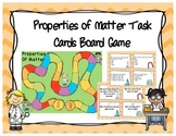 Properties of Matter Task Cards Board Game