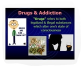 Psychology Unit: Drugs & Addiction Overview w/Critical Thi