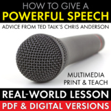 Public Speaking, How to Give a Powerful Speech, Great Pres