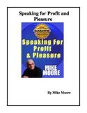 Public Speaking for Profit and Pleasure