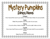 Pumpkin Centers and Activities