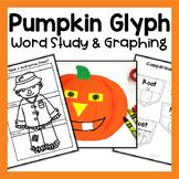 Pumpkin Glyph and 3 Interactive ELA Notebook Activities {CCSS}