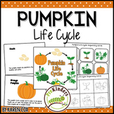 Pumpkin Life Cycle Set
