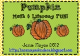 Pumpkin Math & Literacy Fun!