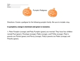 Pumpkin Pedigrees