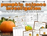 Pumpkin Science Investigation