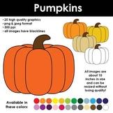 Pumpkin Clip Art/Graphics