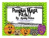 Pumpkins!!!  {Math and Literacy Activities}