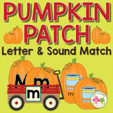 Pumpkins: Pumpkin ABC and Initial Sound Matching for Presh
