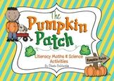 Pumpkins, Pumpkins ~ Literacy Maths and Science Fun