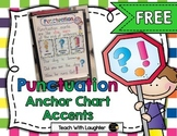 Punctuation Anchor Chart FREEBIE