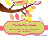 Punctuation Plants