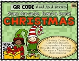QR Codes Listening Centers:  Christmas! 16 Read Aloud Books