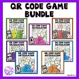 QR Code Articulation Game BUNDLE
