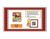 QR Code Thanksgiving Read Alouds