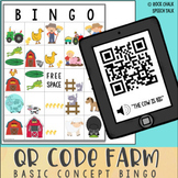 QR Codes- Concepts at the Farm