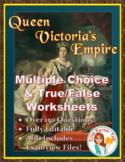 Queen Victoria's Empire Video Questions -- Word/Examview Formats