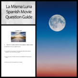Question Guide for La Misma Luna/Under the Same Moon