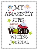Quick Writes for grades 3-4 (with Space Theme)