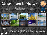 Quiet Work Music At Your Fingertips - Beethoven