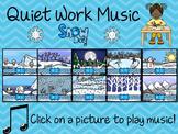 Quiet Work Music At Your Fingertips - Winter