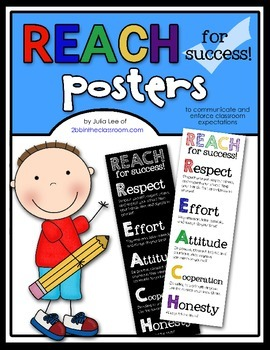 REACH for Success! Poster