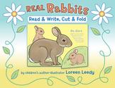 Rabbits Nonfiction Read & Write, Cut & Fold {Informational Text}