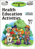 Health Education Activities: Book 1  **Sale Price $3.48  -