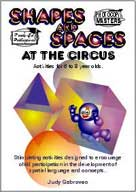 Shapes & Spaces at the Circus  **Sale Price $4.20  - Regul