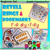 RETELL RINGS Beginner plus BOOK SHARE TEMPLATES