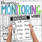 RTI & IEP Progress Monitoring Collection {K-3 Edition}