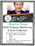 RTI / Special Education:  Math Assessment Progress Monitoring