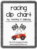 Racing Clip Chart