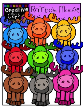 https://www.teacherspayteachers.com/Product/Rainbow-Moose-Creative-Clips-Digital-Clipart-1733070