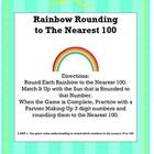 Rainbow Rounding to the Nearest 100