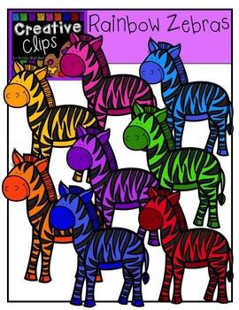 https://www.teacherspayteachers.com/Product/Rainbow-Zebras-Creative-Clips-Digital-Clipart-1733068
