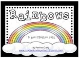 Rainbows: A Non-Fiction Unit