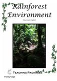 Rainforest Environment (American English)