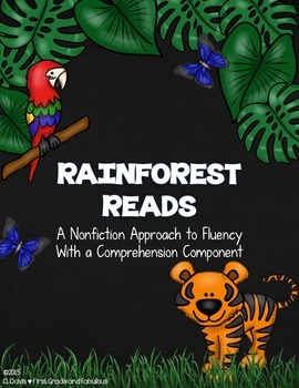 Rainforest Reads--Fluency Reads