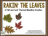 Rakin' The Leaves!  A BLACKLINE/Ink Saver Math and Literac