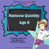 Ramona Quimby, Age 8 - Literature Study