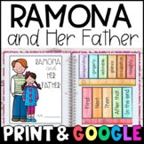 Ramona and Her Father by Beverly Cleary: Complete Unit of