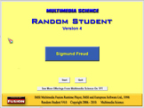 Random Student - Single User License