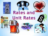Rate and Unit Rate